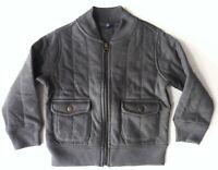 GAP Boys Jacket Toddler Bomber Aviator Cotton Jersey Casual Jacket 4 Boy £24.95