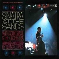 Frank Sinatra - Sinatra At The Sands (NEW CD)