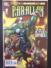 "Tales of the Sinestro Corps Parallax  (DC  2007)  #1    ""Fall of Kyle Rayner"""