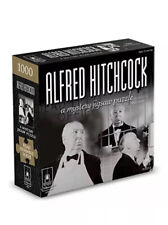 Alfred Hitchcock: A Mystery Jigsaw Puzzle, 1000 Pieces -