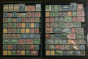 Canada/Newfoundland Collection/Stock (16 Pages) Mint and Used