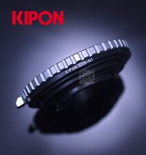 New Kipon Adapter for Contax G Mount Lens to Nikon 1 Mount N1 J1 S2 V3 Camera