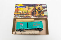 HO ATHEARN KIT GREAT NORTHERN 40' FT STEEL BOX CAR KIT 1223