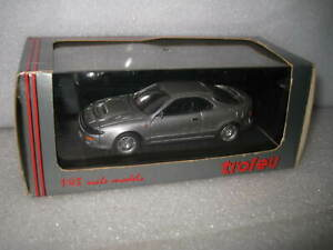 1:43 TROFEU  CELICA 4WD ROADCAR GREY METAL  OLD SHOP STOCK  SOME MINOR ISSUES