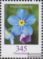 BRD 3324 (kompl.Ausg.) gestempelt 2017 Blumen