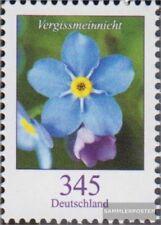 RFA Alemania 3324 usado 2017 flores