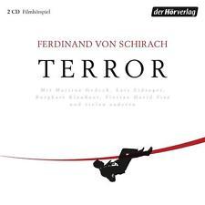 Terror von Ferdinand von Schirach (2016) - CD NEU