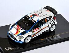 IXO Ford Fiesta RS WRC #8 Rally Monte Carlo 2012 Savignoni, Delecour RAM491 1/43