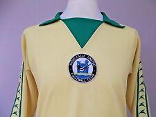 Raro Original Bukta Newcastle United Camiseta de fútbol 1978 pequeñas para hombre