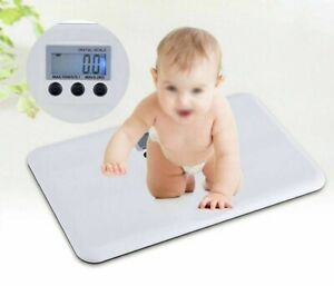 Portable Electronic Baby Weighing Scale Digital LCD Pet Household Weight Measure