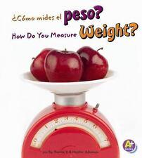 ¿Cómo mides el peso?/How Do You Measure Weight? (Midelo/Measure It) (Spanish