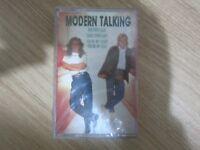 MODERN TALKING - The Best Korea Cassette Tape Brand New Mega Rare ITALO DISCO