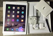 #NEW LIKE# Apple Ipad Air 2 Retina Display 16 GB Wi-Fi, Gold, Finger ID + EXTRAS