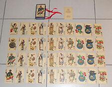 Carte 50° Anniversario FONDAZIONE DELL'IMPERO 1986 Il Meneghello Tarocchi tarot