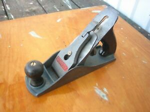 Stanley smooth plane (9 in.) (2)