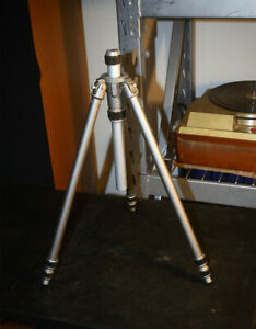 Gitzo Gilux Reporter Brevete HD Tripod - (Without Head)  Excellent