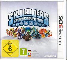 -Skylanders Spyro's Adventure (nur Spiel und Hülle) Nintendo 3DS Spiel -