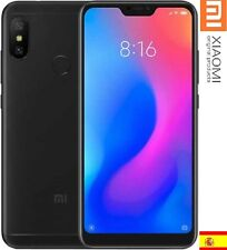 XiaoMi Redmi Note 6 PRO ,4+64GB,ESPAÑA,VERSION EU,20Mpx,SNAPDRAGON 636 ,6`26 FHD