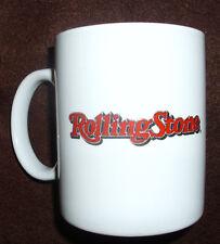 ROLLING STONE MAGAZINE LOGO MUG & CD GIFT SET 80'S POP EDITION CUP NIB NLA