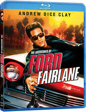 Adventures Of Ford Fairlane Blu-ray