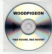 (DQ597) Woodpigeon, Red Rover Red Rover - DJ CD