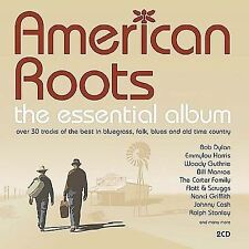 Americana Roots: The Essential Album by Various Artists (CD, Sep-2002, Manteca)