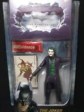 "Batman The Dark Knight The Joker 6"" Action Figure With Crime Scene Evidence"