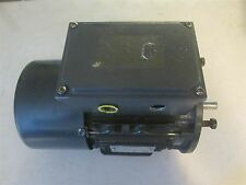 Emerson BR34S2AC3 Electric Brake Motor 3 Phase 180V  3/4 HP 1710-1400 RPM