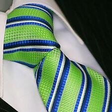 Cravate Cravates Cravate Binder de LUXE tie cravate 151 vert