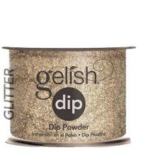 Gelish Dip Powder - Glitter & Gold (23g)