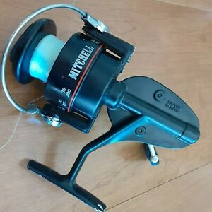 VINTAGE  MITCHELL 300S SPINNING REEL  MADE IN  FRANCE