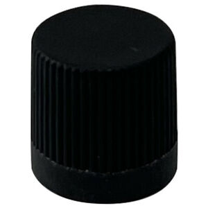 (10) FJC # 2621 A/C System R-12 Service Valve Port 1/4″ High Side Block Off Cap