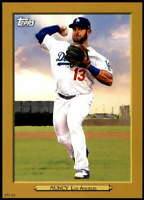 Max Muncy 2020 Topps Turkey Red 2020 5x7 Gold #TR-75 /10 Dodgers