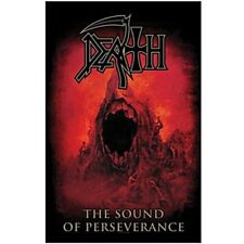 Death Sound of Perseverance Poster Flag Textile Fabric Wall Banner Official