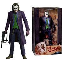 "BATMAN / FIGURA THE JOKER 18 CM- ACTION FIGURE IN BOX 7"" NECA"