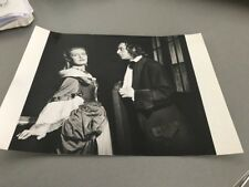 LOUIS JOUVET et MONIQUE MELINAND (Tartuffe) - PHOTO DE PRESSE ORIGINALE  18x24cm