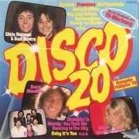 Disco 20 (1979) Chris Norman/Suzi Quatro, Exile, La Bionda, Kraftwerk.. [LP]