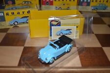 1 43 Diecast Car Lledo Vanguards VW Beetle Convertible VA2001 MINT Boxed Car