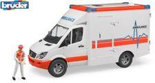 NEW Bruder 1:16 Mercedes Benz Sprinter Ambulance from Mr Toys