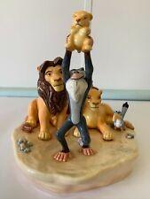 Royal Doulton Walt Disney SHOWCASE Collection Circle of Life Limited Ed Figurine