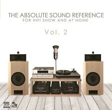 STS Digital - The Absolute Sound Reference CD- Volume 2 (STS-61111152)