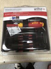 Wiha 2831 T16 SET 16-tig SlimVario Interchangeable Screwdriver Set