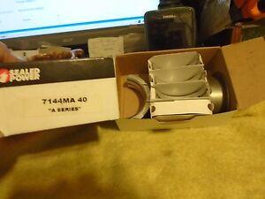 64-95 gm 3.3  3.7  3.8  4.1  Crankshaft Main Bearing Set  sealed power 7144ma40
