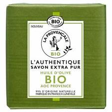 L'Authentique Savon Extra Pur Huile d'Olive Bio AOC Provence 100 g