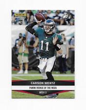 f73c8dcad 2016 Panini Instant  66 Carson Wentz RC Rookie Card Philadelphia Eagles  319