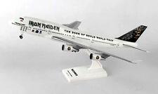 Iron Maiden Boeing 747-400 1:200 FlugzeugModell NEU B747