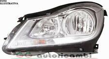 Scheinwerfer Für Mercedes W204 11-13 Limousine/Coupe Sat Chrom Recht