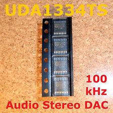 4 PC. uda1334ts PHILIPS DAC, audio stereo 24bit 100k i²s 16-igienici