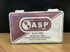 ASP A-41-103 Keying Kit for Buick Park Avenue 1997-99 Door & Trunk Locks
