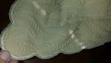 OPTIONS King Mattlisse leaf pattern carmel color sham